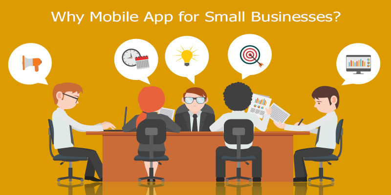 6 Benefits of Mobile Apps for Small Businesses