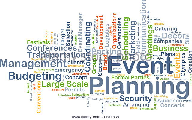 a glimpse of event companies services