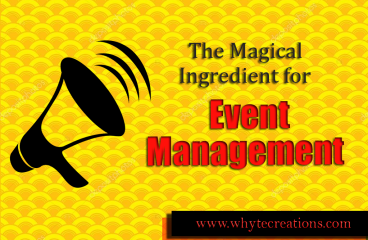 Online Event Management-Magical Ingredient for Successful Events