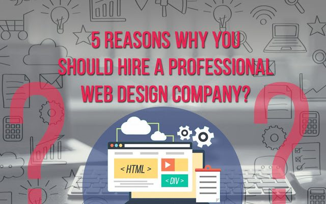 5 Reasons Why You Need a Web Development Agency