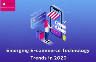 Emerging E commerce trends for 2020