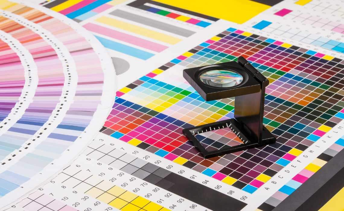 Digital Printing Services : Digital offset and screen printing services company in