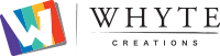 whyte creations logo