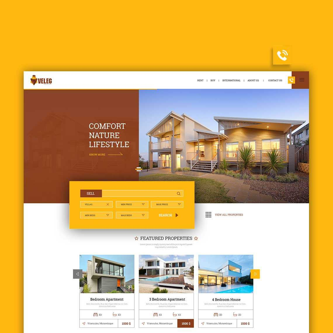 design website like veleg